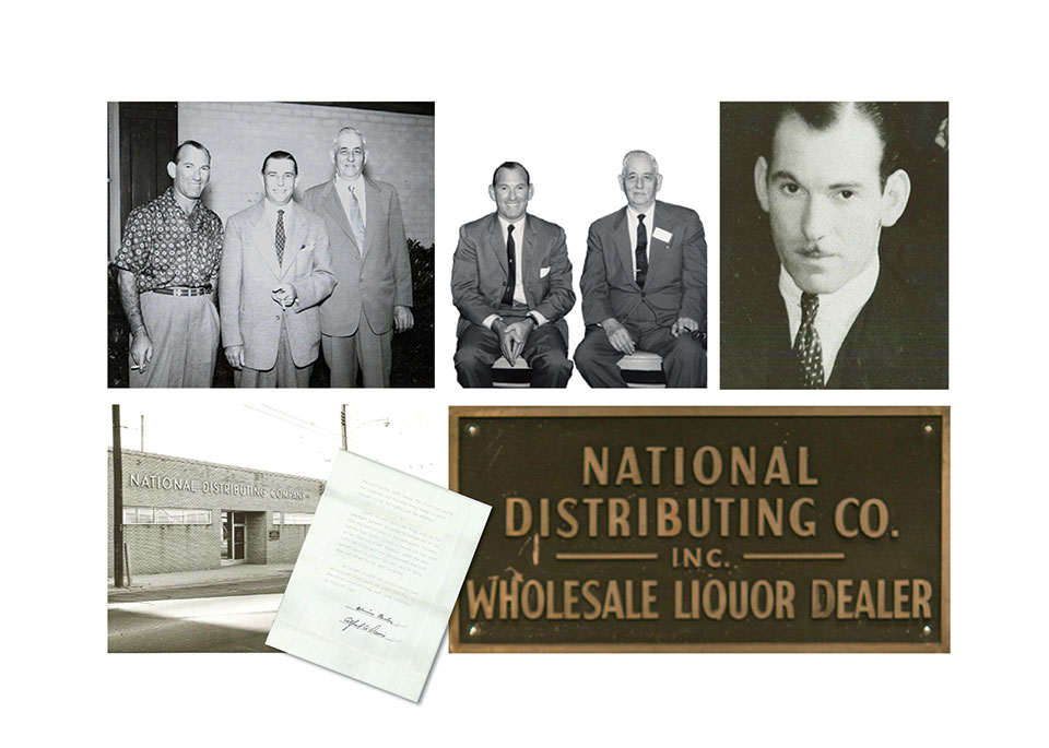 1942 - NDC formed by Chris Carlos and Al Davis