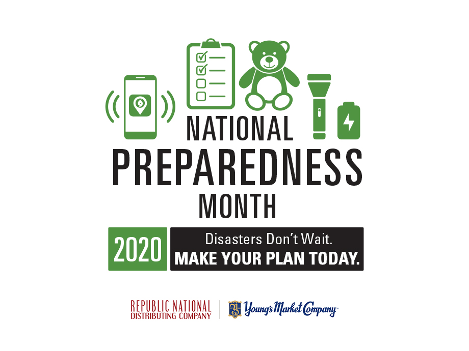 Disasters Don't Wait. Make Your Plan Today.